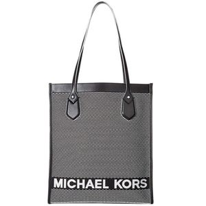 Michael Kors | Black Text Print Tote - E94